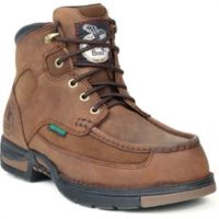 Georgia Athens Steel Toe Waterproof Work Shoe