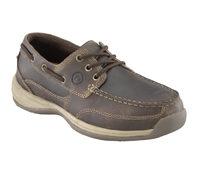 Steel Toe Deck Shoe