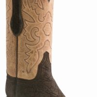 Lucchese Sueded Elephant