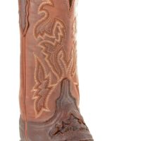 Lucchese Full Quill Ostrich