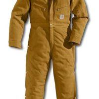 Duck Coverall/Quilt-Lined