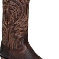 Lucchese Percy Lizard