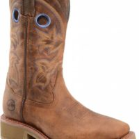 3159a2082ca Justin WANETTE BROWN STEEL TOE | Boot Outlet